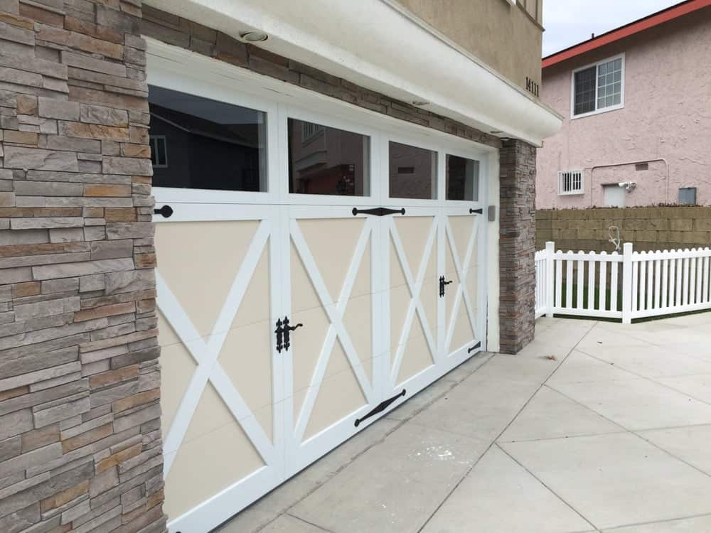 What Are The Most Popular Garage Door Styles All Right